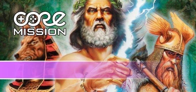 Вспоминая старые игры: Age of Mythology