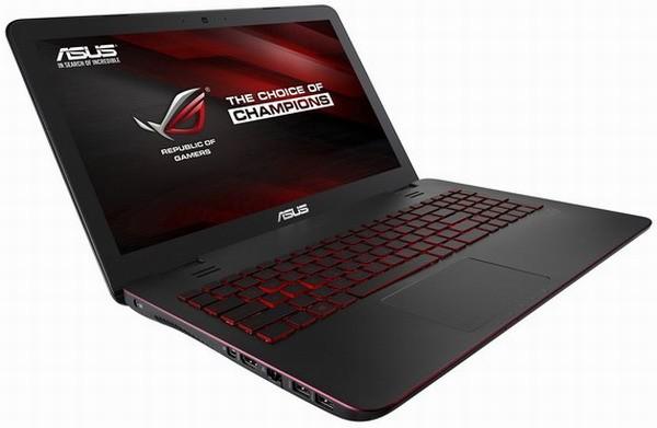 Ноутбук ASUS ROG G5