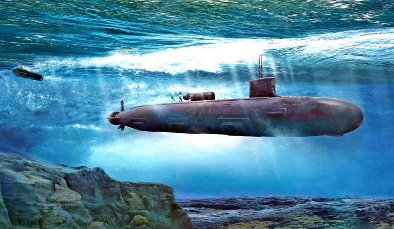 Русская охота: ВМФ РФ загнал американскую подлодку в Сирии