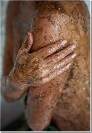 Антицелюлитное мыло своими руками