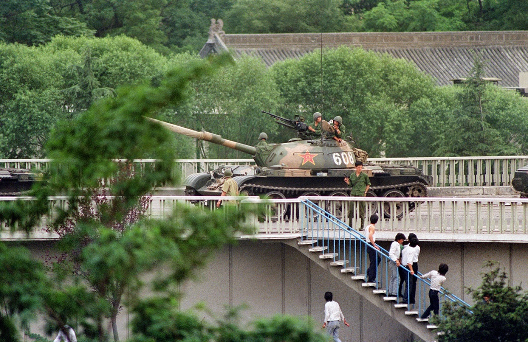 Tiananmen Square 29 Расстрел демонстрантов на площади Тяньаньмэнь 25 лет назад