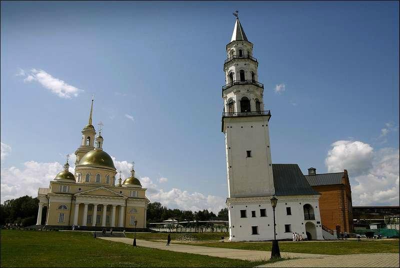 6. Башня Невьянск, Россия