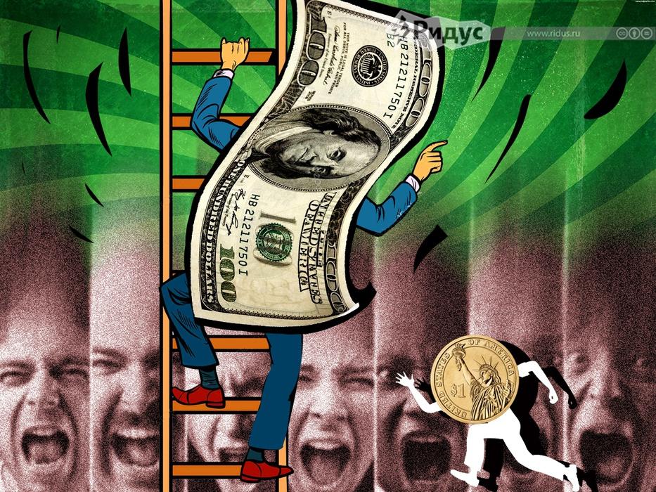 Доллар рванет вверх в ближайшие часы