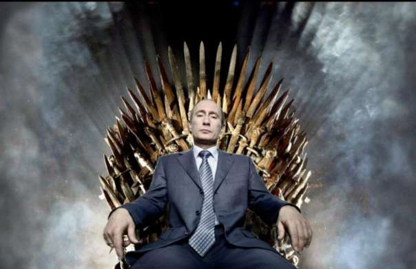 Александр Росляков. Спите, Путин не спит за вас! Про убогий «образ будущего» казенных патриотов