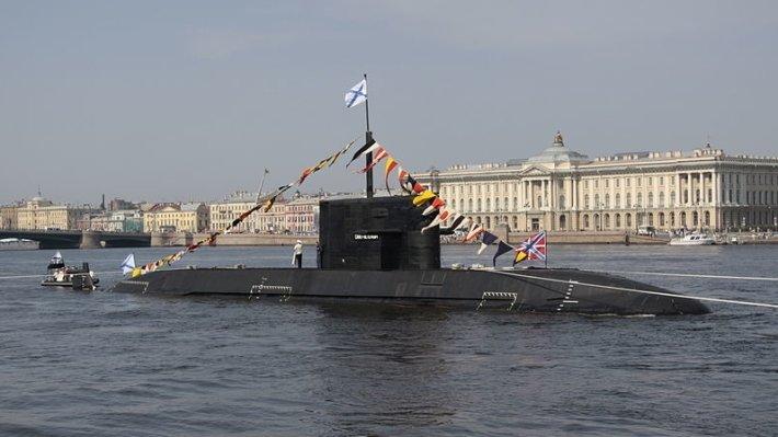 Неатомная субмарина «Кронштадт» готова к спуску на воду