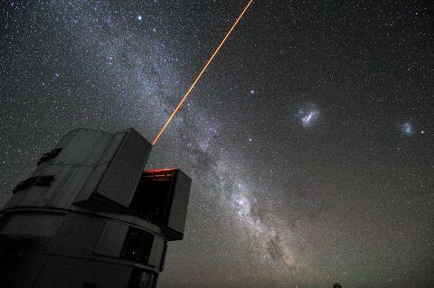 Телескопы: в космосе, стратосфере и на Земле