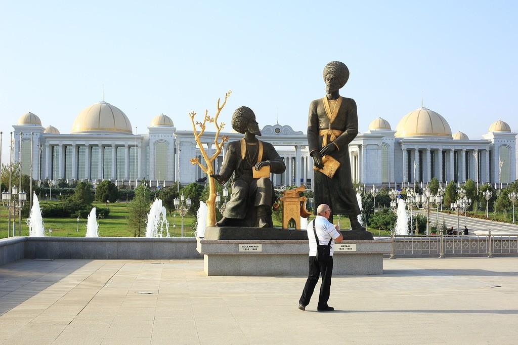 Ashgabat12 Ашхабад сегодня