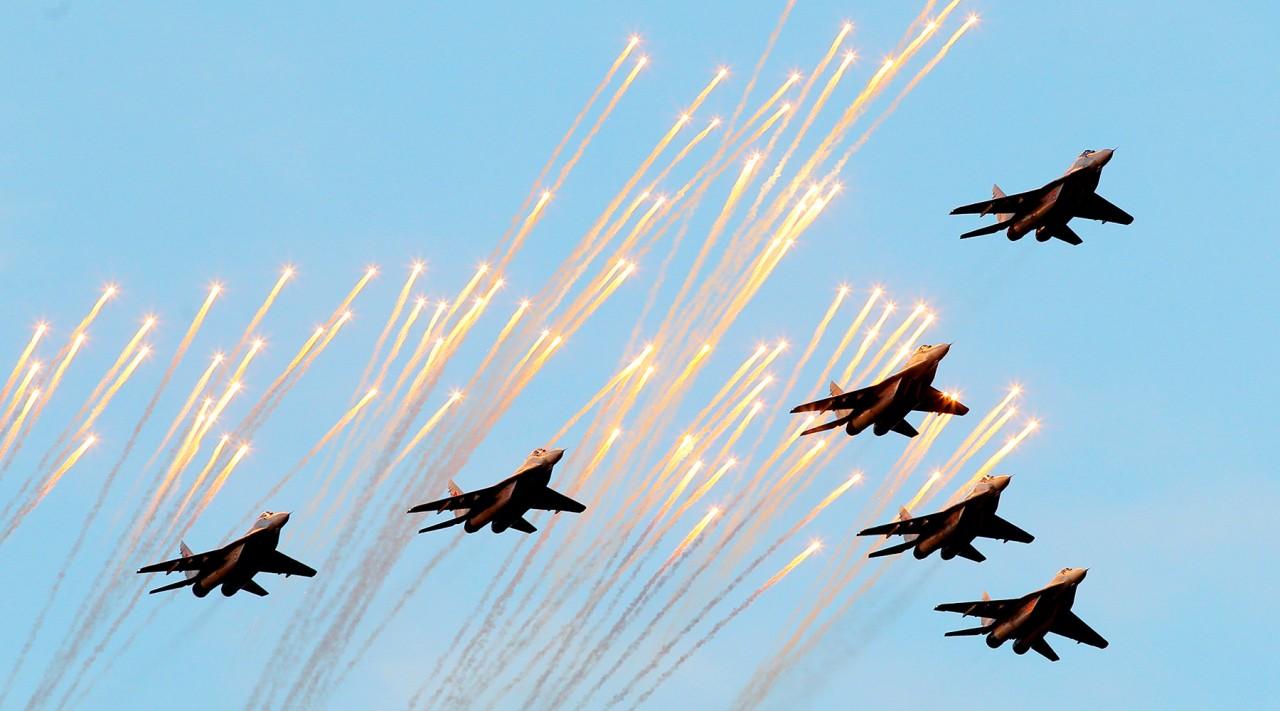 Воздушный щит: 105 лет со дня основания военной авиации России