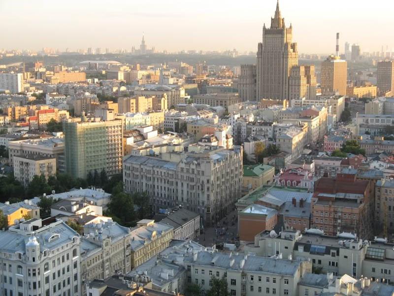highrise05 25 городов мира с наибольшим числом высотных зданий