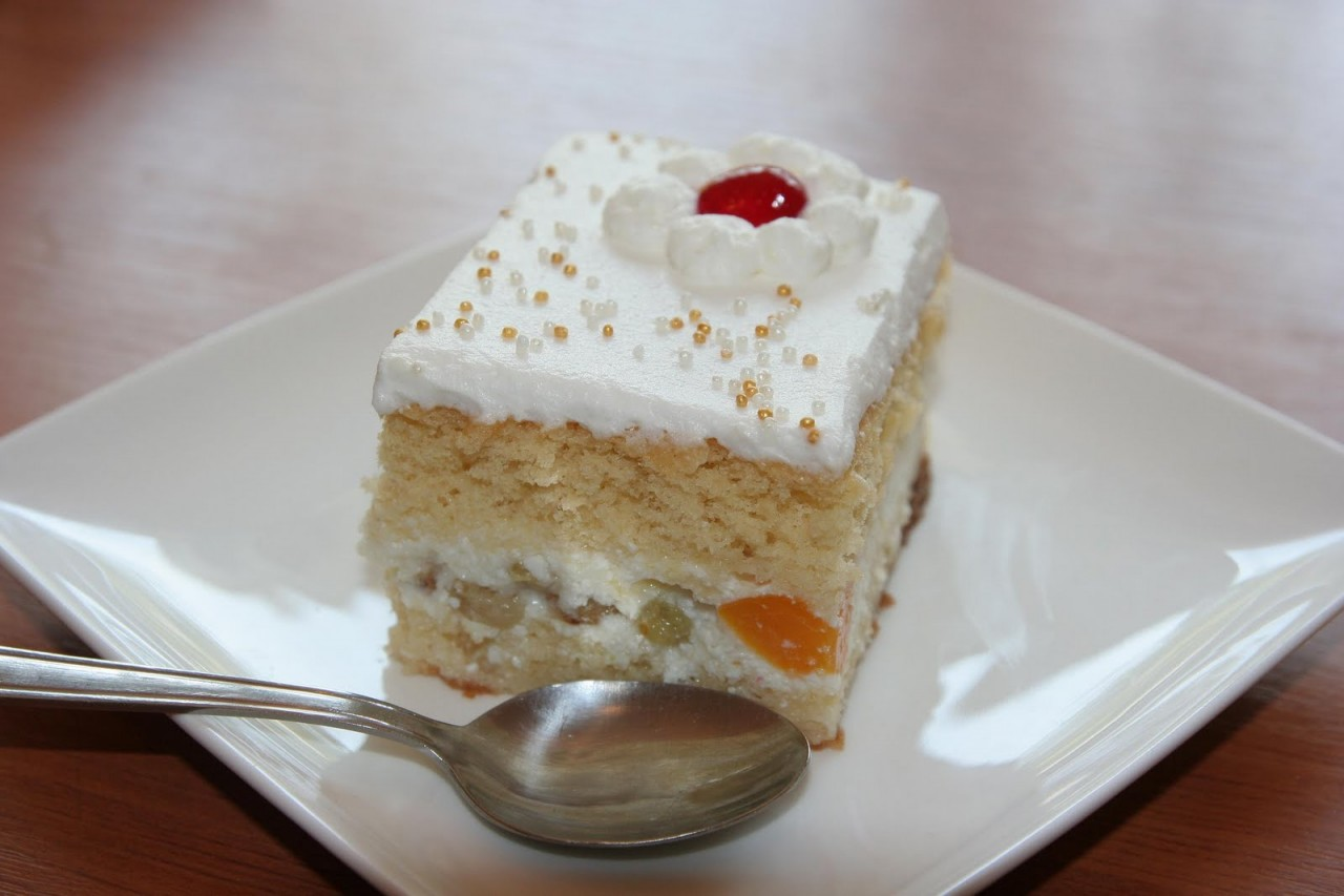 Торт «Творожник»- едят даже те, кто не любит творог