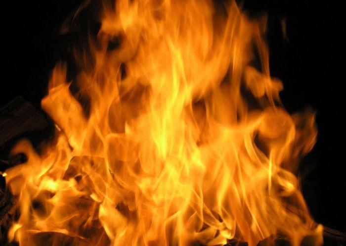 Требный огонь