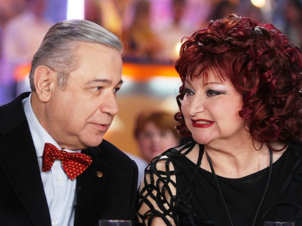 Петросян и Степаненко развелись через несколько месяцев после объявления о разводе