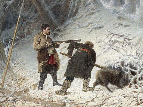 По медвежьим следам: люди и факты