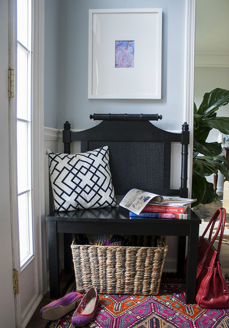 Интерьерная шпаргалка: 5 слагаемых комфорта для вашей прихожей