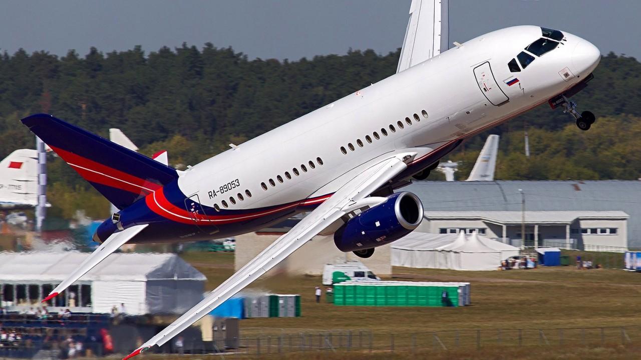 Эксперт: для национальной авиакомпании Нигерии Sukhoi Superjet 100 – наилучший выбор