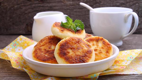 Сырники на рисовой муке: рецепт от актрисы Алины Титовой