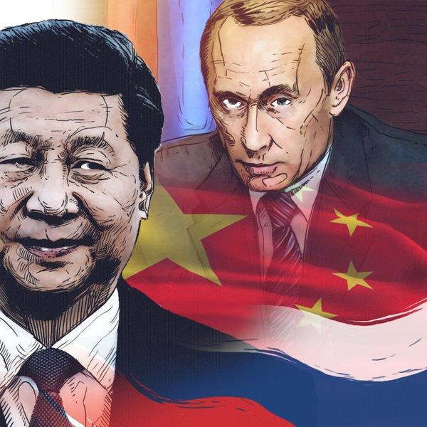 """Россия поставит Китаю истребители и ЗРК точно в срок, что не может не бесить """"западную коалицию""""."""