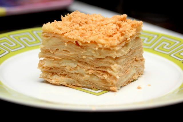 """МК торт """"Наполеон"""""""