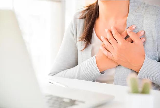 Опасные причины боли в груди