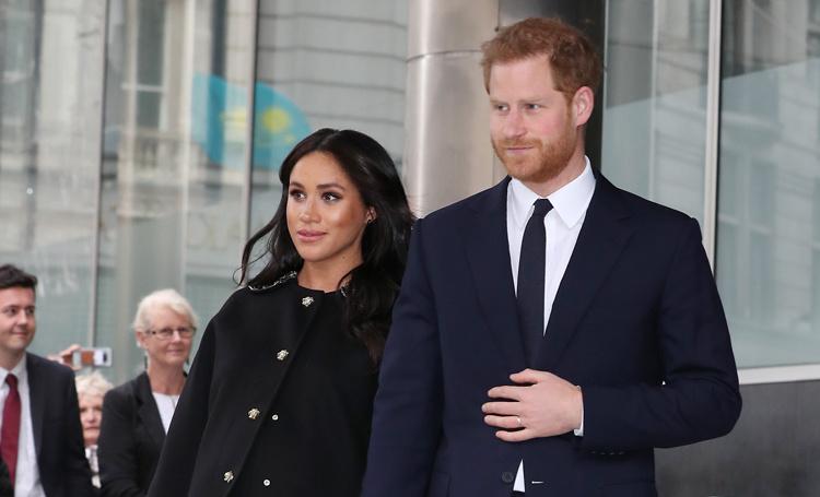 Принц Гарри и Меган Маркл почтили память погибших в Новой Зеландии