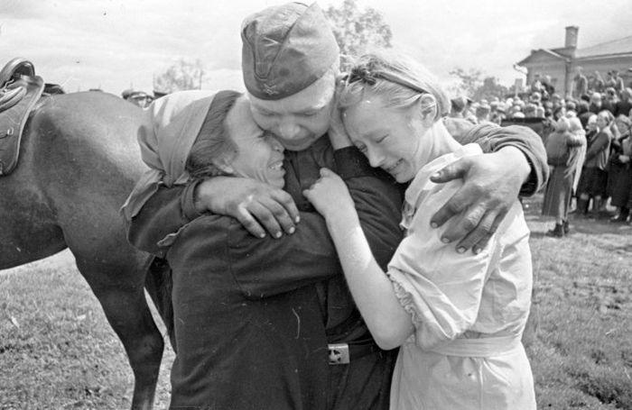 Военные будни - редкие фотографии Великой Отечественной