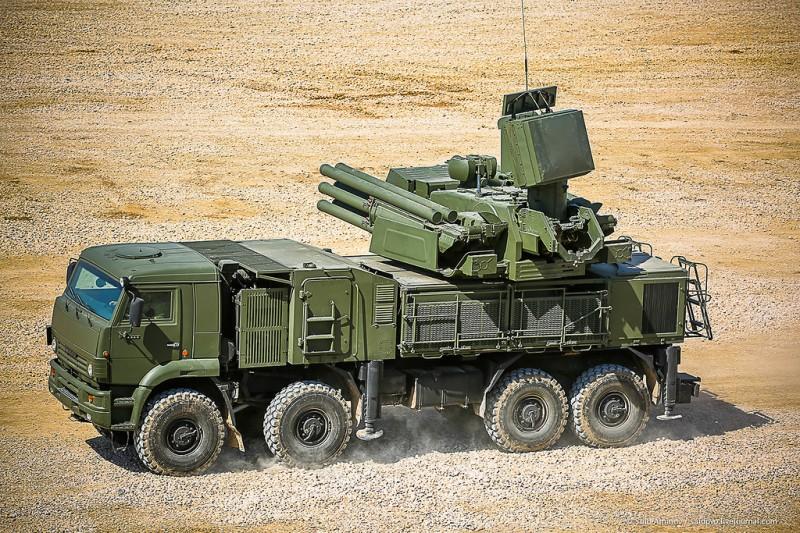 Израиль уничтожил бездействующий «Панцирь-С1»
