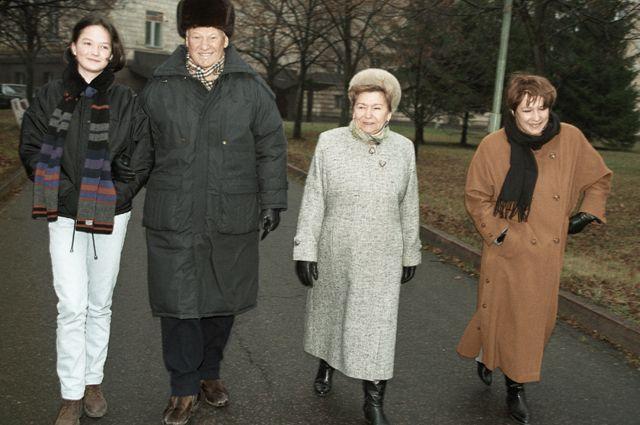 Семейный расклад. Чем занимается родня первого президента России?