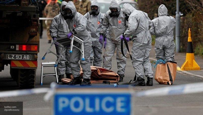 Лондон не будет вводить санкции против РФ после случая с отравлением в Эймсбери