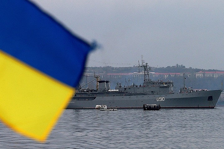 Главком ВМС Украины пожаловался, что Киев не дает денег на строительство флота
