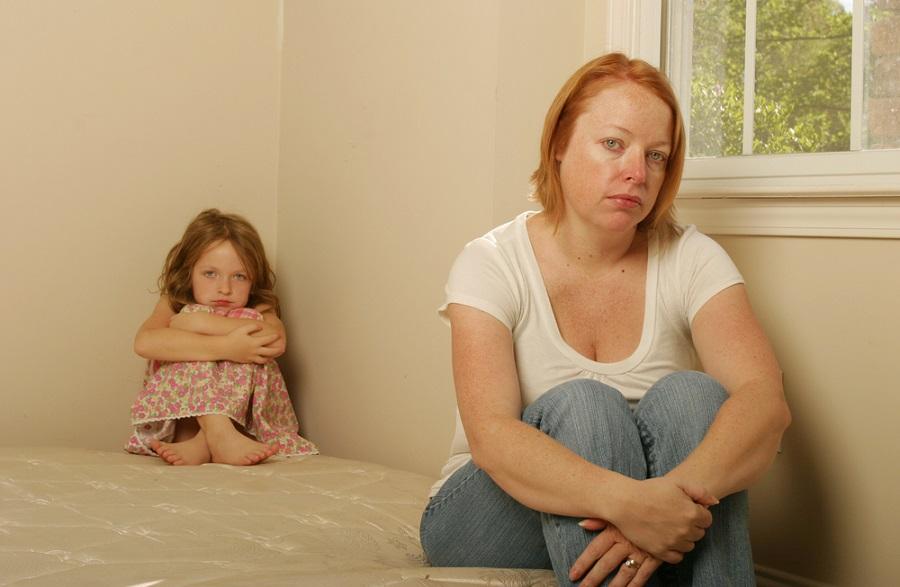 Мать одиночка - диагноз глуп…