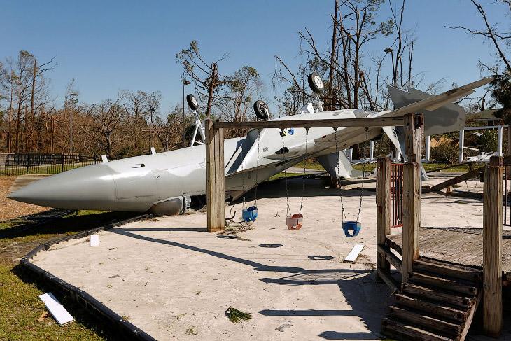 Ураган Майкл во Флориде