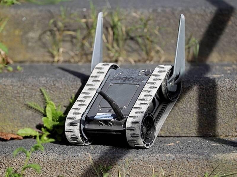 Бундесвер принял на вооружение мини-роботов разведки