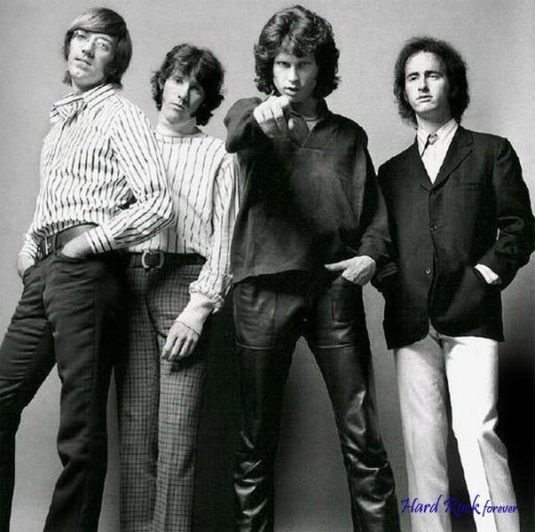 История дебютного альбома группы The Doors