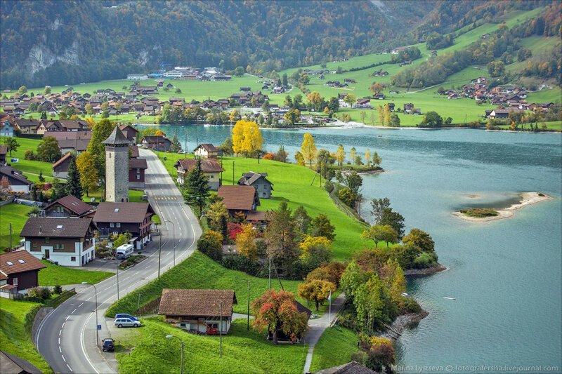 1. Швейцария порядок и чистота, путешествия, страны, факты