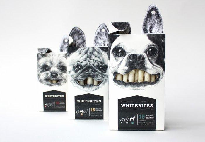 Косточки для собак, которые чистят зубы