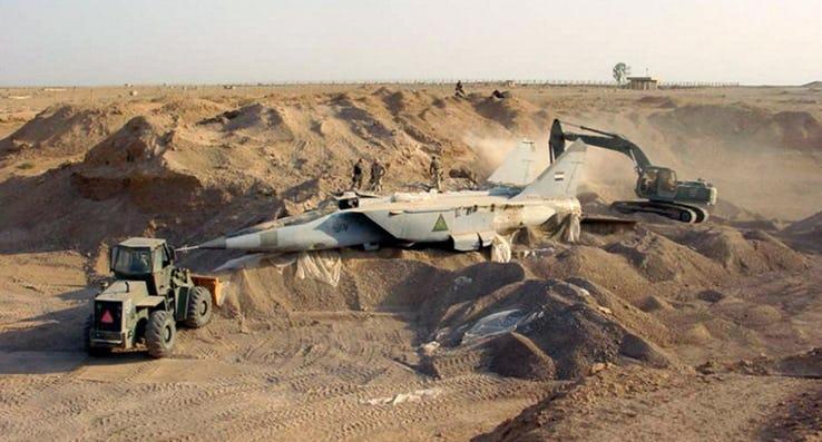 Ценные вещи, которые были неожиданно найдены в пустыне
