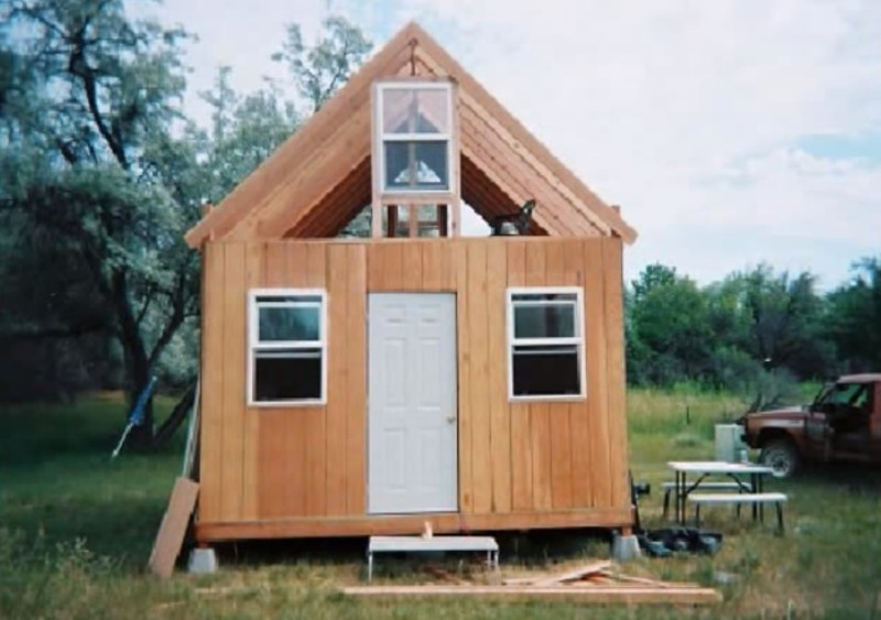 Строим дом за 2000 долларов