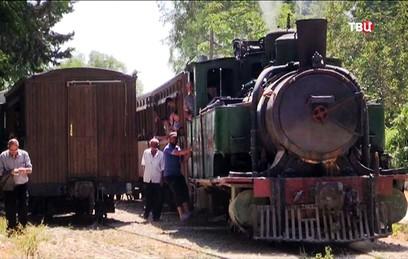 В Дамаске возобновилось движение поездов