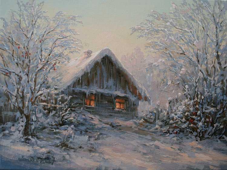 Зима в тиши деревьев.jpg