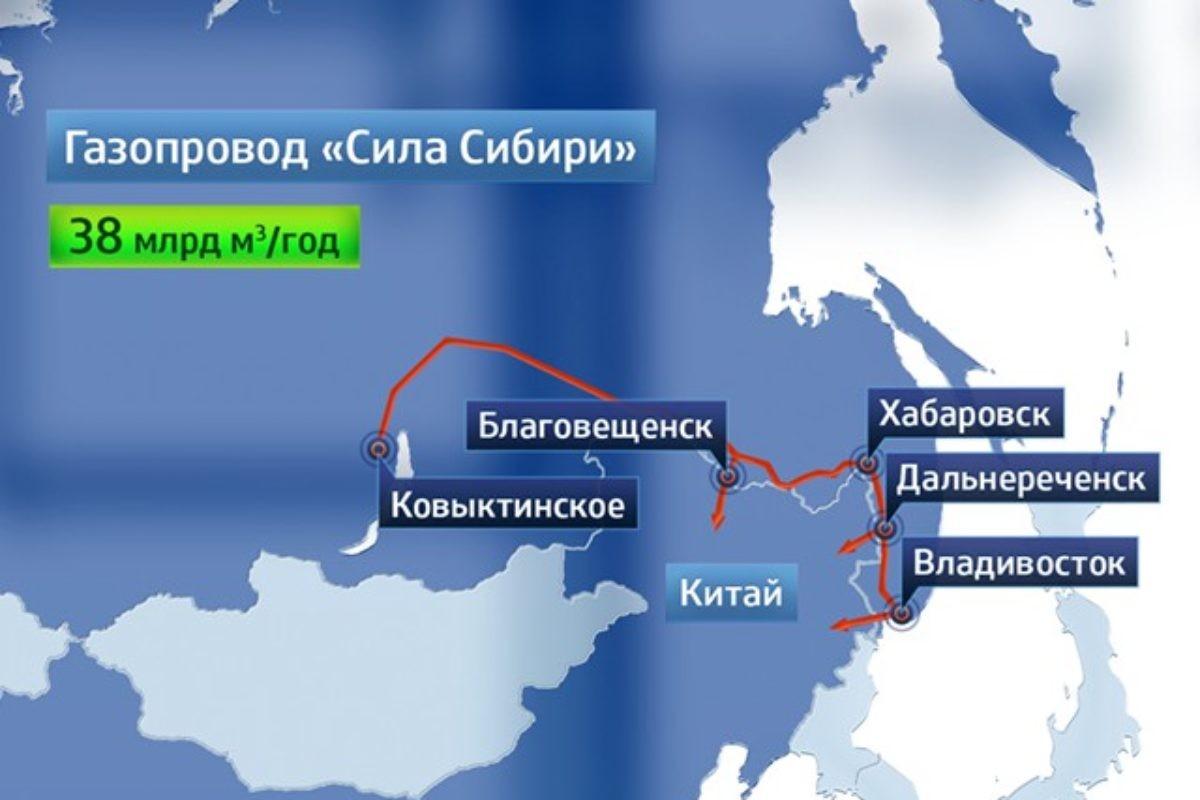 Россия и Китай без лишнего шума оформили стратегический энергетический альянс