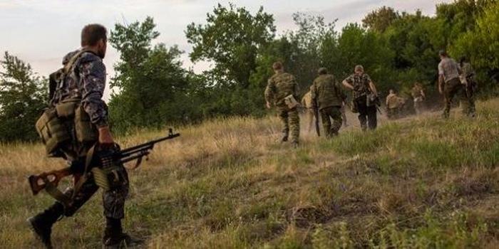 О харьковских партизанах ходили слухи еще летом. Народные мстители образца 2014 года.