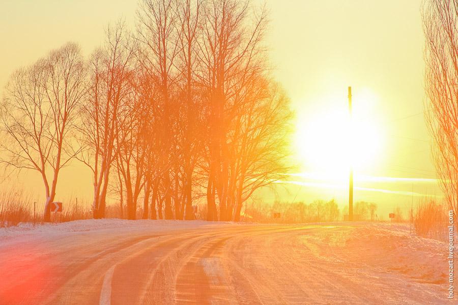 441 Зимний Чернобыль