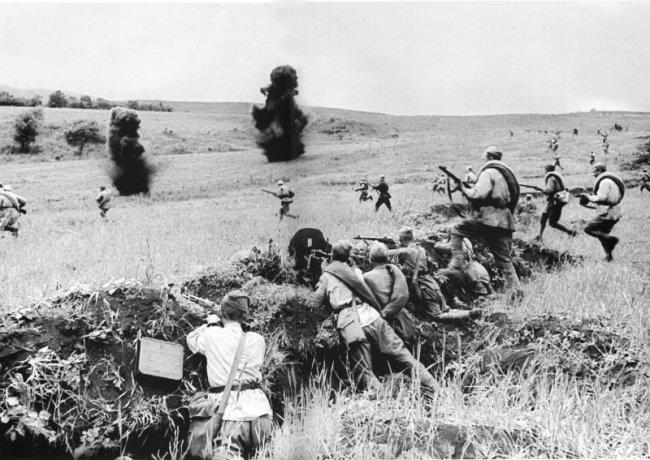 Фотографии Великой отечественной войны и Второй мировой войны