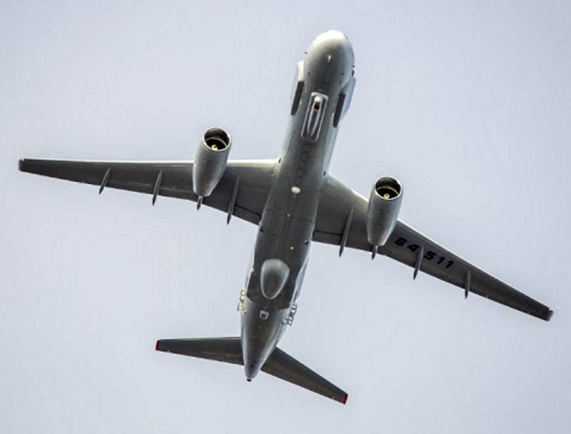 Внезапная передислокация редкого «воздушного радара» на авиабазу «Хмеймим». Подспорье, проверенное временем