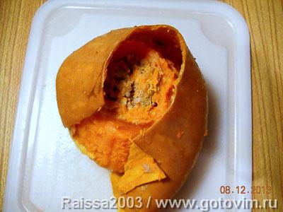 Холодная закуска из тыквы с мясом, Шаг 06