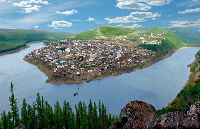 30 85 лет назад 10 декабря 1930 года был образован эвенкийский автономный округ, или эвенкия