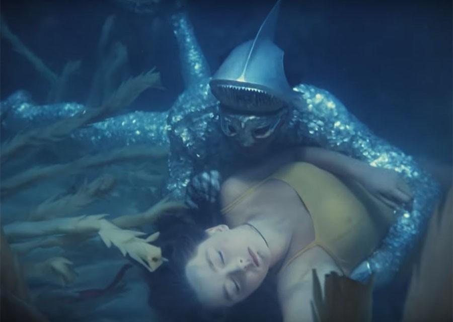 """""""Человек-амфибия"""". Как проходили уникальные подводные съёмки"""