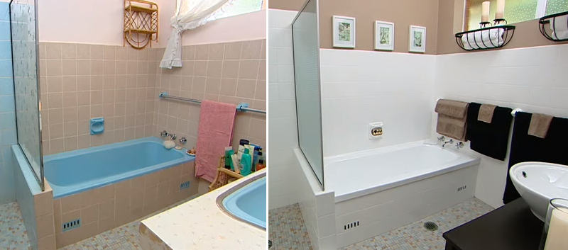 Колоссальное обновление ванн…