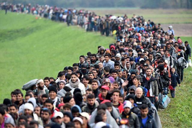 Великое переселение народов в Европе