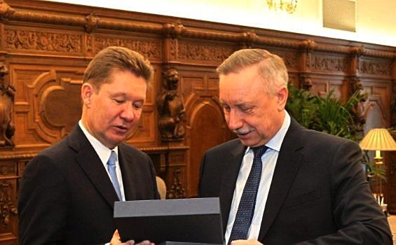 Беглов и Миллер договорились выделить 9 млрд рублей на обновление теплосетей в Петербурге